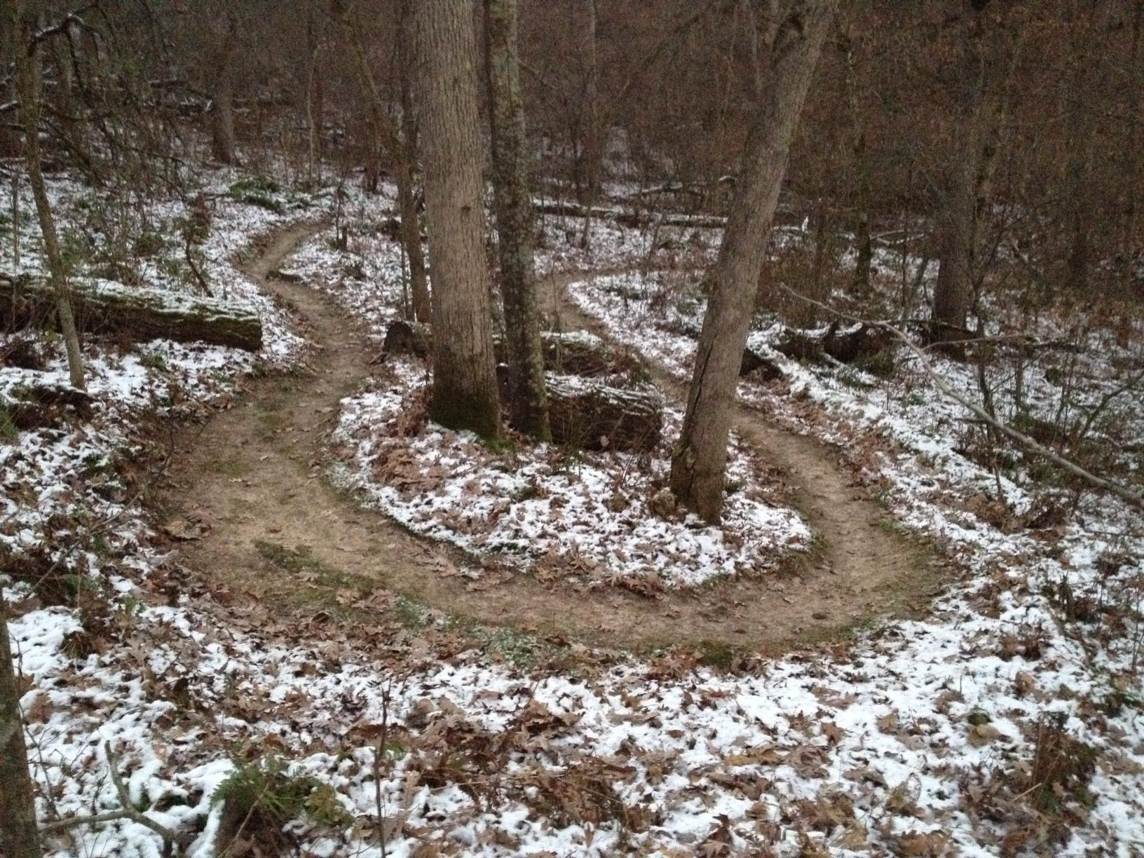 Sidie Hollow switchback