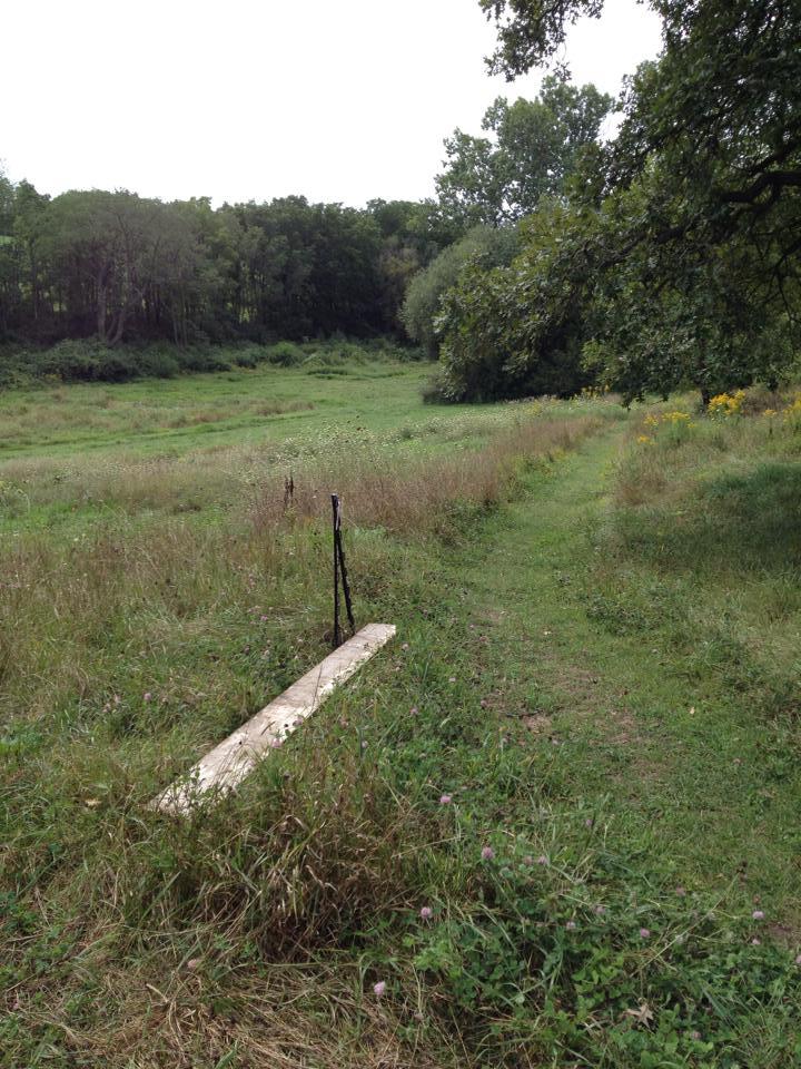 Hubbard Hills trail
