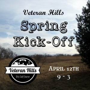 Veteran Hills Spring Kick-Off