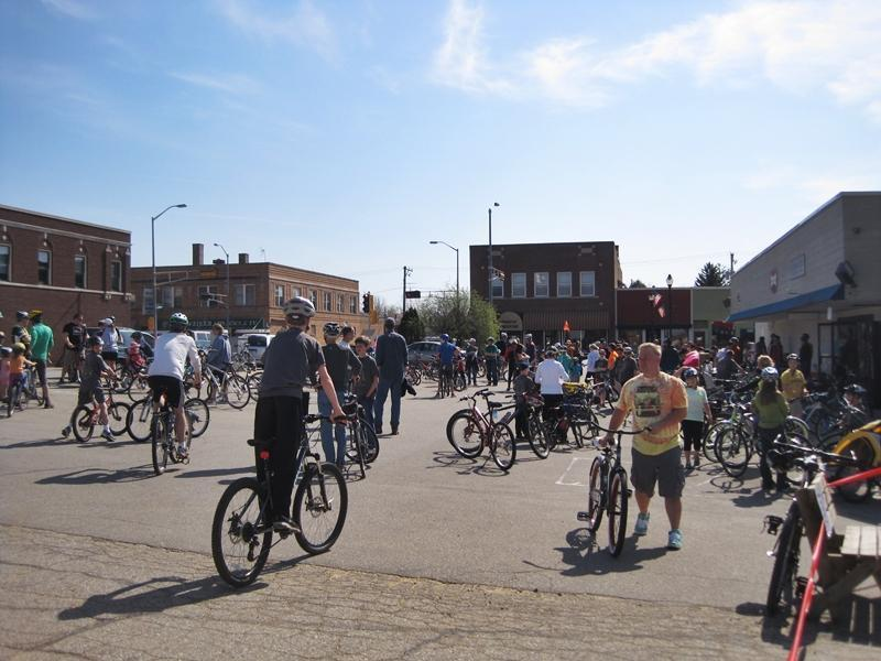 Community Bike Ride 2014