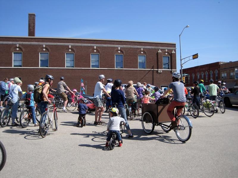 Community Bike Ride 2014