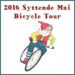 Westby Syttende Mai Bicycle Tour 2016