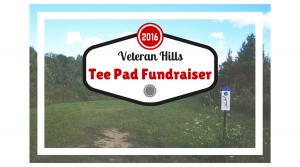 2016 Veteran Hills Tee Pad Fundraiser