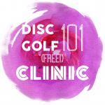Free Disc Golf Clinic