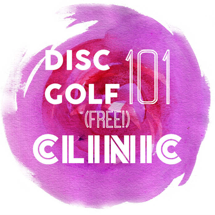 Free Disc Golf Clinic