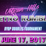 Retro Rumble BYOP Doubles Tournament