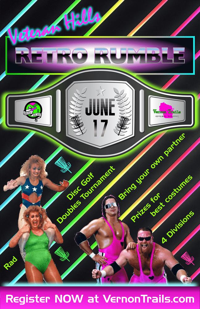 VH Retro Rumble BYOP Doubles Tournament