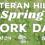 Veteran Hills Spring Work Day