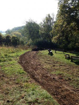 Hubbard trail