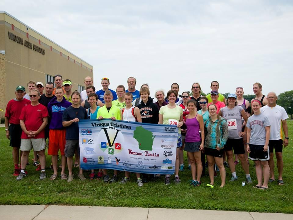 2014 Viroqua Triathlon