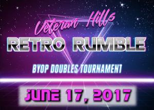 Retro Rumble BYOP Doubles Tournament