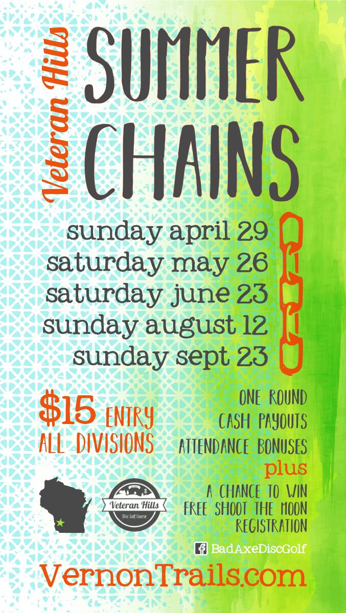 Veteran Hills Summer Chains 2018