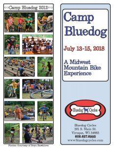 Camp Bluedog 2018
