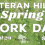 Veteran Hills Spring Work Day